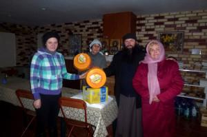 У міжнародний день інвалідів Церква не забула інвалідів-переселенців