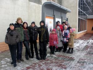 МЕЛИТОПОЛЬ. Ребята из воскресной школы и воспитанники центра соцреабилитации с обоюдным удовольствием провели совместный выходной