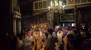 Православный храм дал возможность киевлянам проявить свою доброту и сострадание