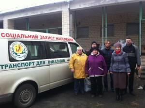 Синодальный отдел УПЦ по социально-гуманитарным вопросам передал благотворительную помощь Киевскому городскому территориальному центру социального обслуживания.