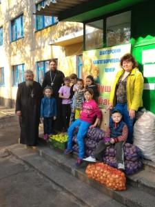 КРЫМСКАЯ ЕПАРХИЯ. Состоялась 22-я гуманитарная поездка на Донбасс