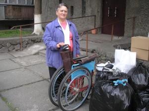 КИЕВСКАЯ ЕПАРХИЯ. Работники социального отдела Кафедрального собора УПЦ посетили общество инвалидов «Единство»