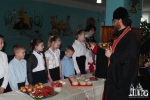 СЕВЕРОДОНЕЦКАЯ ЕПАРХИЯ. Пасхальные поздравления и празднования праздника Пасхи в епархии