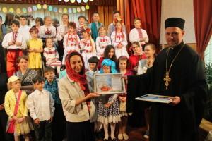 КИЇВСЬКА ЄПАРХІЯ. У Білогородському благочинні відбувся ІІ Дитячий великодній фестиваль «Україна як писанка»