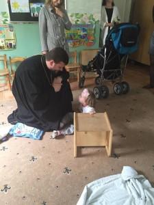 ВОЛИНСЬКА ЄПАРХІЯ. Благодійна допомога від Волинської єпархії УПЦ – Волинському центру соціальної реабілітації дітей-інвалідів