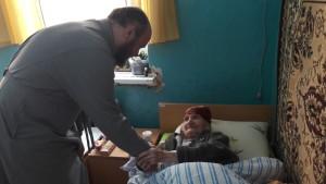 КИЕВСКАЯ ЕПАРХИЯ. Помощь дому престарелых