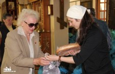 ОДЕСЬКА ЄПАРХІЯ. В єпархії знову надали гуманітарну допомогу для переселенців та нужденних одеситів