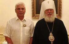 Генеральний Консул Білорусі в Одесі відзначив миротворчу і соціальну діяльність УПЦ в регіоні