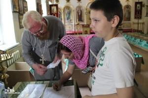 ОДЕССКАЯ ЕПАРХИЯ. По благословению митрополита Агафангела была оказана помощь более 570 нуждающимся