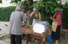 ХЕРСОНСКАЯ ЕПАРХИЯ. Благотворительная помощь нуждающимся и областному Дому ребенка