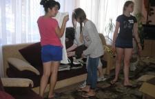 КИЕВСКАЯ ЕПАРХИЯ. Киевский детский приют посетили соц. работники Кафедрального собора