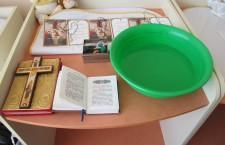 КІРОВОГРАДСЬКА ЄПАРХІЯ. Хрещення новонароджених немовлят-сиріт
