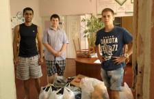 КАМЕНСКАЯ ЕПАРХИЯ. Волонтеры посетили детский противотурбекулезный санаторий