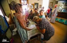 ОДЕССКАЯ ЕПАРХИЯ. В епархии была оказана помощь более 350 нуждающимся.