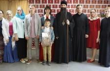КИЕВСКАЯ ЕПАРХИЯ. Школа «Слышать сердцем» получила архипастырское благословение на начало учебного года