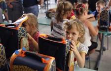 Місія «Милосердя без кордонів» до Дня знань відправила у зону АТО 23-й транш гуманітарної допомоги з подарунками школярам