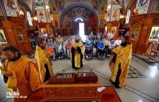 ОДЕСЬКА ЄПАРХІЯ. Інваліди регіону об'єдналися за спільною молитвою