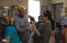 ОДЕССКАЯ ЕПАРХИЯ. В епархии 138 нуждающихся получили гуманитарную помощь