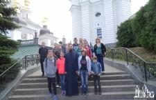 СЕВЕРОДОНЕЦКАЯ ЕПАРХИЯ. Экскурсия для детей-сирот Луганской области
