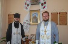 КІРОВОГРАДСЬКА ЄПАРХІЯ. Священики відвідали будинок пристарілих