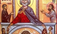 Святой Петр, прежде бывший мытарем