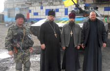 ЧЕРКАСЬКА ЄПАРХІЯ. Напередодні свят Покрови Пресвятої Богородиці та Дня Захисника України смілянські священики отримали подяку за волонтерську допомогу українським воїнам