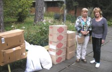 КИЕВСКАЯ ЕПАРХИЯ. Помощь переселенцам из Донбасса
