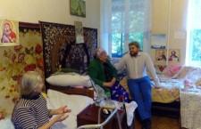 КІРОВОГРАДСЬКА ЄПАРХІЯ. Учасники «Асоціації православних сімей» відвідали людей похилого віку