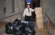 КИЕВСКАЯ ЕПАРХИЯ. Работники социального отдела посетили киевскую организацию инвалидов «Единство»