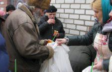 ХЕРСОНСЬКА ЄПАРХІЯ. Допомога малозабезпечених і бездомних напередодні Різдва Христового
