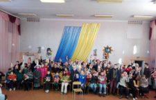 ВІННИЦЬКА ЄПАРХІЯ. Православна молодь Вінниці привітала мешканців інтернатів Вінниччини