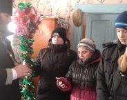 БОРИСПІЛЬСЬКА ЄПАРХІЯ. На Святки керівник молодіжного відділу допоміг організувати різдвяну казку для людей які потребують захисту і підтримки