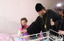 СЄВЄРОДОНЕЦЬКА ЄПАРХІЯ. Благодійна акція «Блаженні милостиві …»
