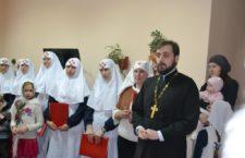 ВОЛИНСЬКА ЄПАРХІЯ. Представниці єпархіального православного сестринства завітали до мешканців геріатричного пансіонату у селі Білосток