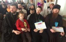 ВОЛИНСЬКА ЄПАРХІЯ. Батьки дітей з синдромом Дауна подякували священикам Волинської єпархії за підтримку