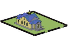 """Відкриття нового проекту програми """"40 храмів» – КУТИ: домовий храм"""