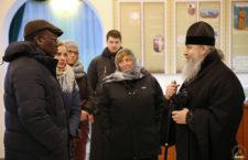 СИНОДАЛЬНИЙ ІНФОРМАЦІЙНО-ПРОСВІТНИЦЬКИЙ ВІДДІЛ УПЦ. Делегація Агенції ООН у справах біженців відвідала Святогірську Лавру
