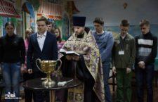 ОДЕСЬКА ЄПАРХІЯ. Молодіжний актив Свято-Іверського Одеського чоловічого монастиря відвідав реабілітаційний центр психічного здоров'я м.Одеси