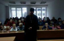 ВОЛИНСЬКА ЄПАРХІЯ. Волинська єпархія УПЦ привітала з різдвяно-новорічними святами переселенців