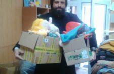 ХЕРСОНСЬКА ЄПАРХІЯ. Допомога міському гуманітарному центру по роботі з внутрішньо переміщеними особами
