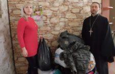 СУМСЬКА ЄПАРХІЯ. «Благодійна допомога передана в Білопільський районний центр соціальних служб»