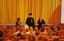 ВОЛИНСЬКА ЄПАРХІЯ. Священики Волинської єпархії спільно з представництвом Дитячого фонду України провели благодійний захід для дітей-сиріт