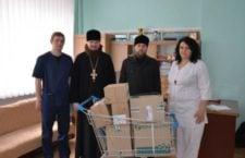 ХЕРСОНСЬКА ЄПАРХІЯ. Херсонська єпархія надала благодійну допомогу хворим дітям