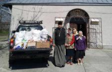 БОРИСПІЛЬСЬКА ЭПАРХІЯ. Соціальний відділ Бориспільськоі єпархії поздоровив з Пасхою нужденних подарунками