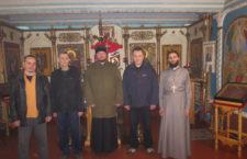 БОРИСПІЛЬСЬКА ЄПАРХІЯ. На Пасху священики відвідали Бориспільську виправну колонію та дитячий будинок сімейного типу в селі Ревне