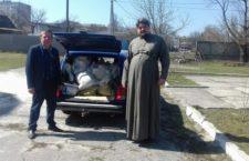 БОРИСПІЛЬСЬКА ЄПАРХІЯ. Відділ соціального служіння та благодійництва передав допомогу дітям Луганщини