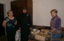 БОРИСПІЛЬСЬКА ЄПАРХІЯ. Священик передав благодійну допомогу українським воїнам на Схід України