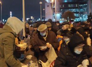 Масляна для бездомних