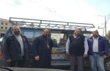 ВИННИЦКАЯ ЕПАРХИЯ УПЦ отправила 1,5 тонны гуманитарной помощи в зону ООС